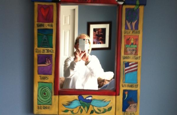 my infamous mirror